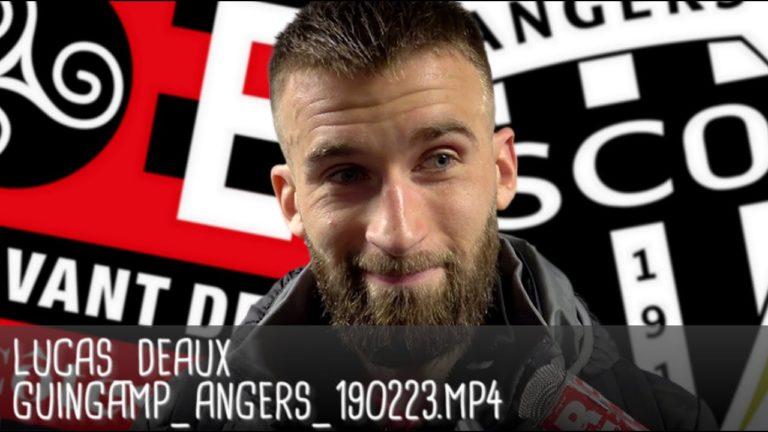 Guingamp se relance après sa victoire contre Angers (1-0) [Vidéo]