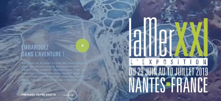 Nantes. La mer XXL : une exposition inédite et unique en France