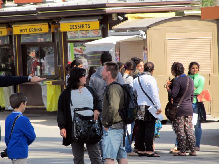 Bruxelles. 95% des pickpockets dans les transports publics sont des étrangers