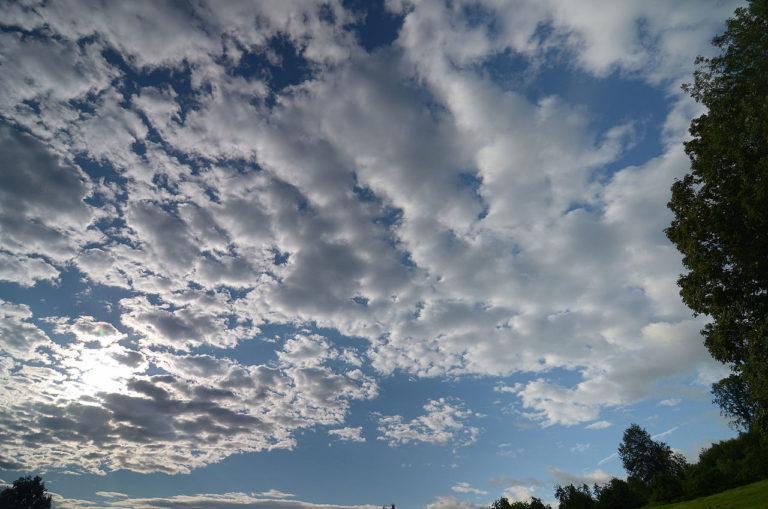 Réchauffement climatique. Priez pour un ciel bas et nuageux…
