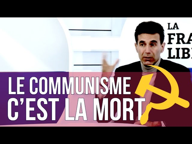 Alexandre Del Valle : « Le communisme, c'est 100 millions de morts » [Vidéo]