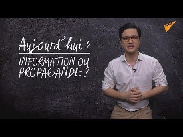 Les enfants Français, nouvelles cibles de la désinformation sur la Russie ? [Vidéo]