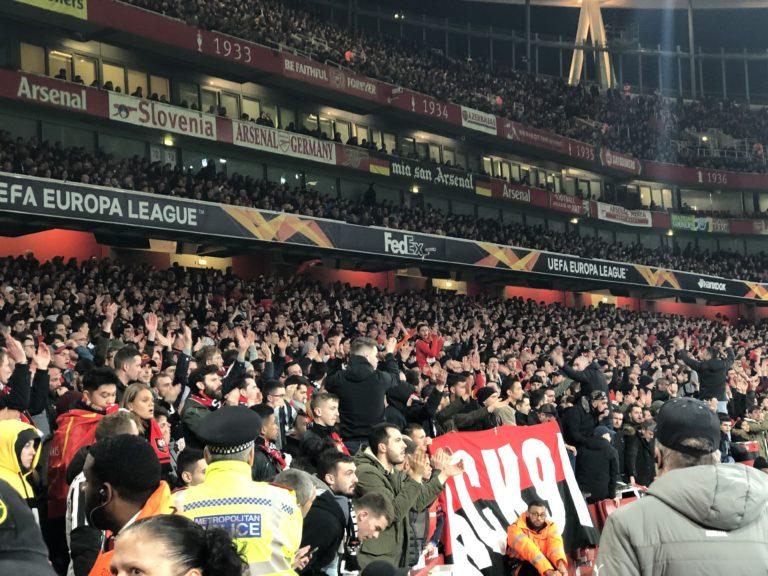 Arsenal-Stade Rennais. « C'est Roazhon Coupe d'Europe ! » [Reportage]