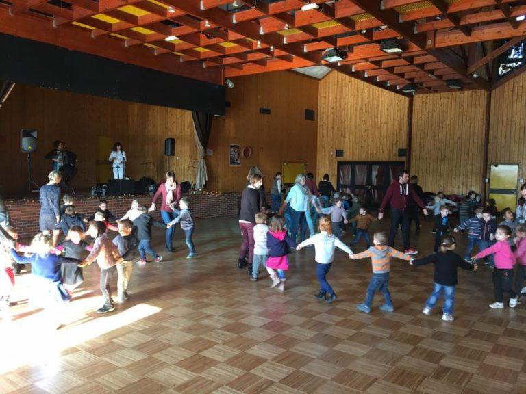 Morbihan. Ligue de l'Enseignement : des Bals Bretons aux Danses du Monde