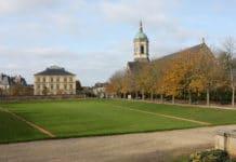 Rennes: Thabor and Saint-Melaine