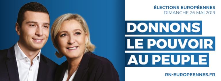 Elections européennes en France. Le Rassemblement national l'emporte devant LREM