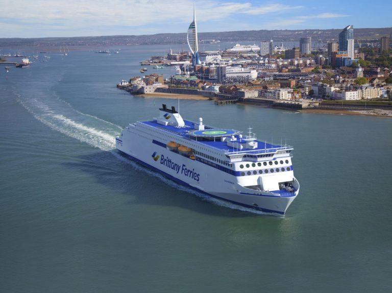 Brittany ferries. Un navire de remplacement pour assurer les horaires de la saison 2020