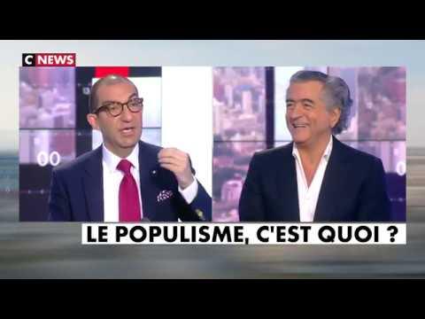 Gilets jaunes, populisme, migrants, Trump, islam radical… Débat survolté entre BHL et Jean Messiha (RN)