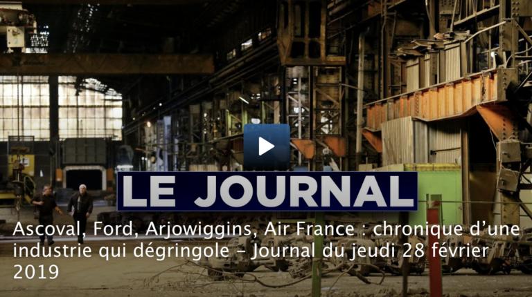 Ascoval, Ford, Arjowiggins, Air France : chronique d'une industrie qui dégringole