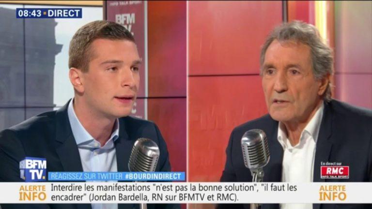 Bruz (35). Marine Le Pen et Jordan Bardella en meeting le 6 avril