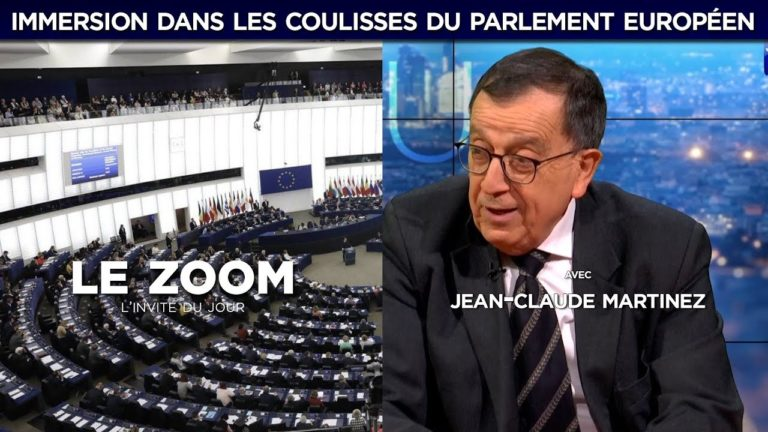 Immersion dans les coulisses du Parlement européen [Vidéo]