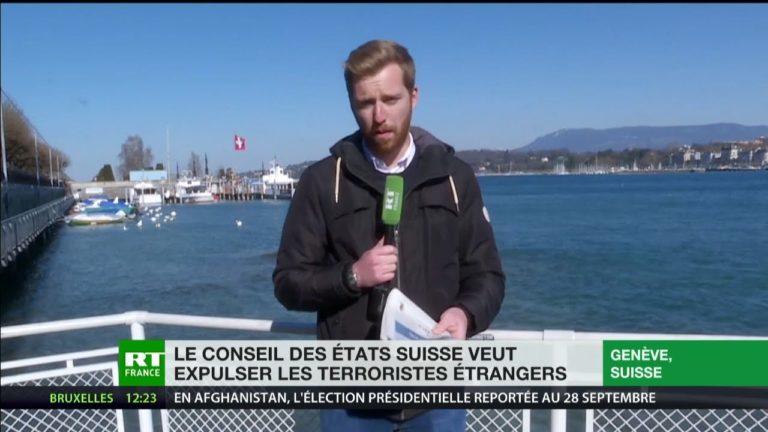 Islamisme armé. Les terroristes pourront être expulsés de Suisse, même s'ils risquent la peine de mort ou la torture [Vidéo]