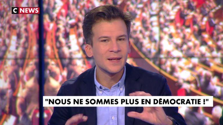 Etienne Chouard, l'idole des jaunes ? [Vidéo]