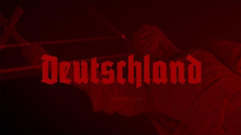 Deutschland de Rammstein : polémique ou fausse polémique ? [Vidéo]