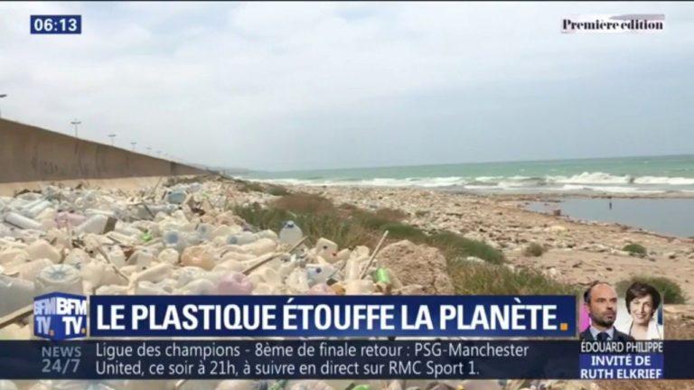 D'ici 2050, il pourrait y avoir plus de plastique que de poissons dans les océans [Vidéo]