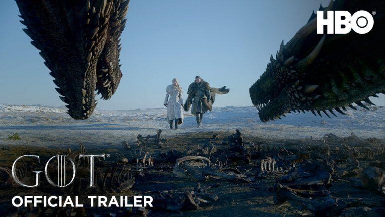 Game of Thrones, saison 8 : la bande annonce [Vidéo]