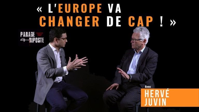 Hervé Juvin : « L'Europe va changer de cap » [Vidéo]