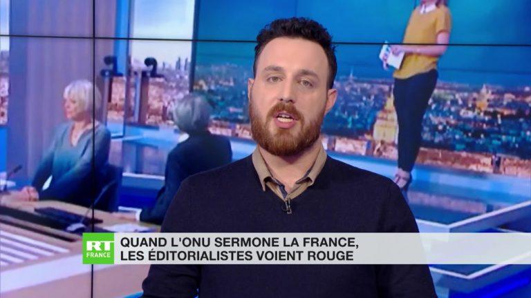 Gilets jaunes : des éditorialistes s'offusquent de voir l'ONU épingler la France [Vidéo]