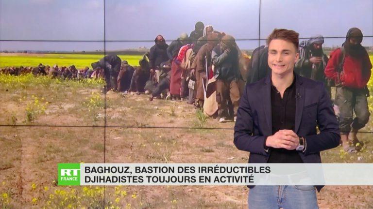 Baghouz, bastion d'irréductibles djihadistes toujours en activité [Vidéo]