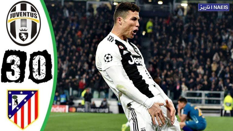 Juventus-Atletico Madrid (3-0) : retour sur le match fou de C. Ronaldo [Vidéo]
