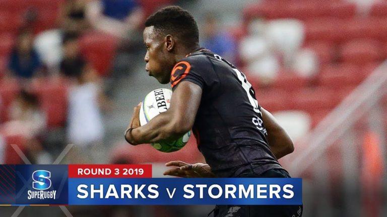 Super rugby : Le résumé des matchs de la 3ème journée [Vidéo]