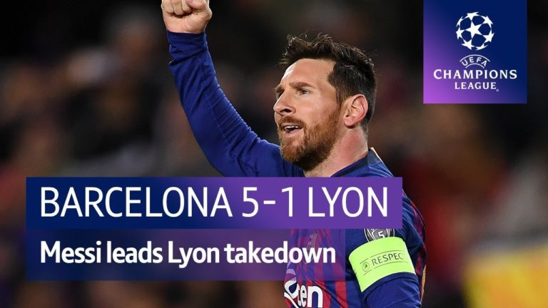 Football. Barcelone et Liverpool se qualifient face à Lyon et au Bayern Munich [Vidéo]