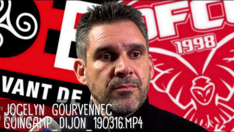 EA Guingamp bat Dijon et cède la dernière place de Ligue 1 [Vidéo]