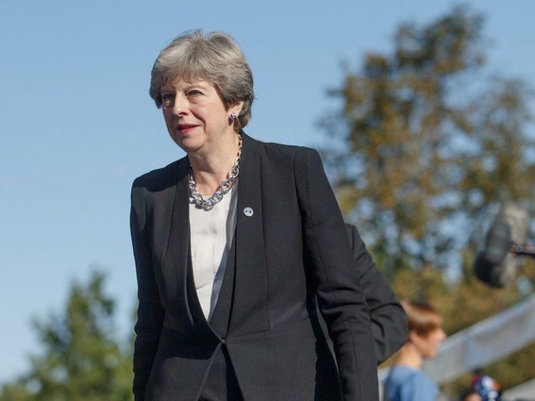Brexit, saison 3, épisode 1: «la traversée de la Manche».