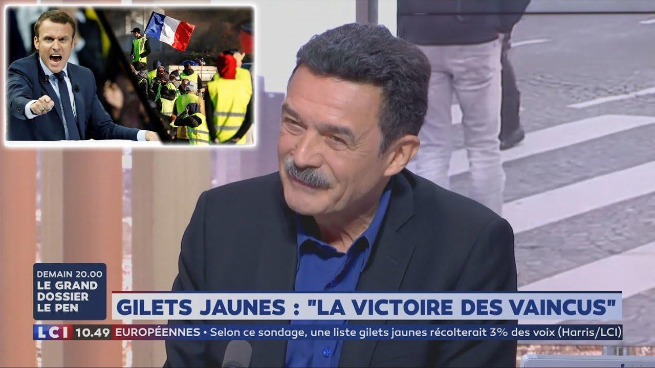 Edwy Plenel dénonce la FakeNews de Macron « Ultras & Russie derrière les Gilets Jaunes » [Vidéo]