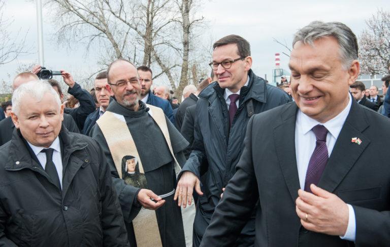 « Il est temps d'en finir avec l'immigration, pas avec Orbán »