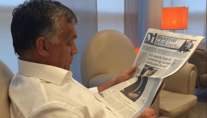 Ferenc Almássy (Visegrad Post) :« La presse en Europe centrale est beaucoup plus variée qu'en France »