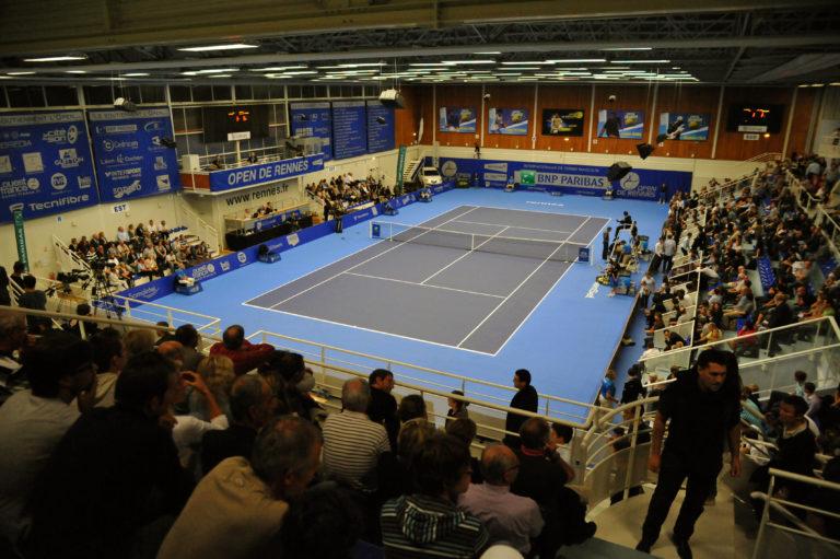 Open de Tennis de Rennes et de Quimper: retour sur un début d'année en Bretagne