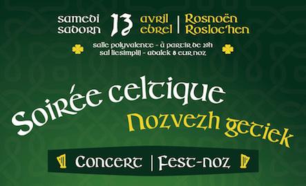 Rosnoën. Une soirée celtique en soutien à Diwan le 13 avril