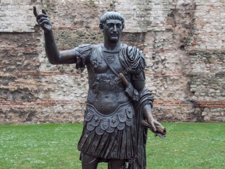 Christophe Burgeon : « Trajan fût bien l'optimus princeps, le meilleur empereur, aux yeux d'une part importante du peuple romain »