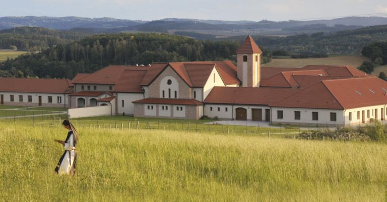 République tchèque. À la découverte de l'abbaye trappiste de la Moldau