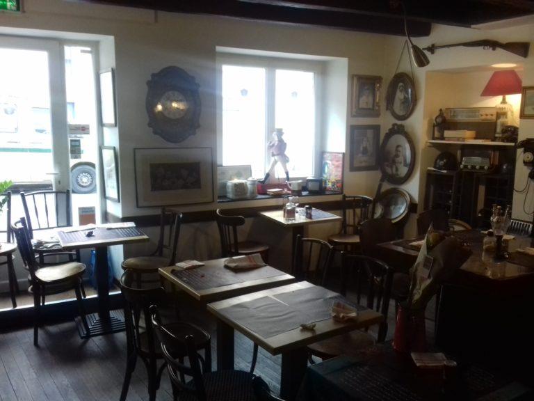 Nantes. Les Petits Pavés: une bonne table de quartier rue des Hauts Pavés