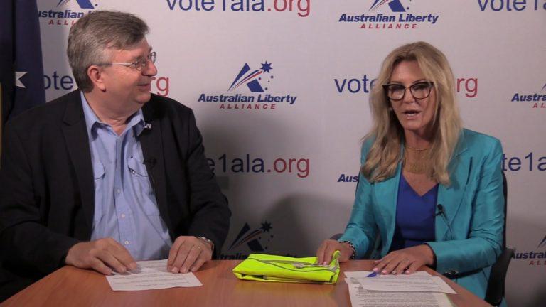 YellowVest en Australie. Un parti australien anti-immigration prend le nom de Gilets jaunes [Vidéo]