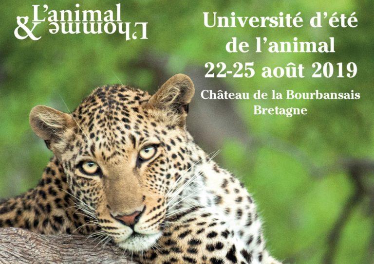 Pleugueneuc (35). Université d'été de l'Animal du 22 au 25 août à La Bourbansais