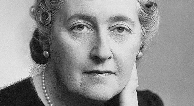 Marie-Hélène Baylac raconte la vie d'Agatha Christie, mère d'Hercule Poirot [Interview]