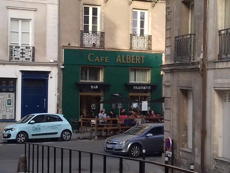 Nantes. Café Albert, pour manger vite et bien entre cathédrale et préfecture
