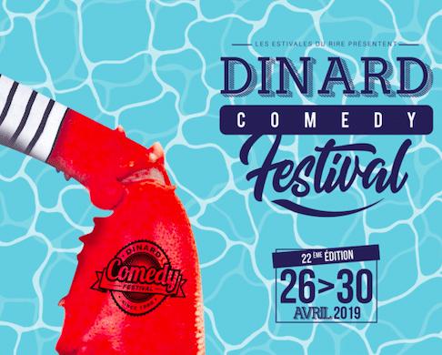 22ème édition du Dinard Comedy Festival du 26 au 30 avril [Vidéo]