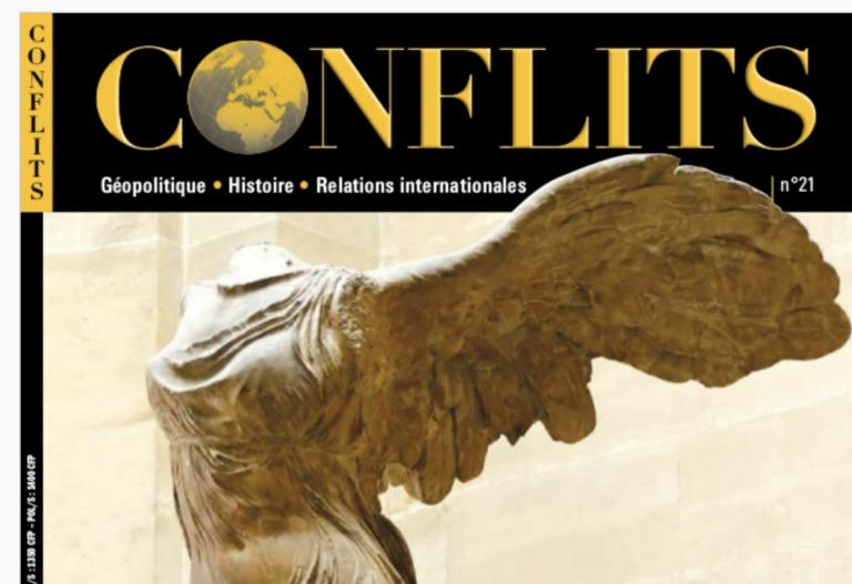 Une autre Europe est-elle possible ? 21ème numéro de la revue Conflits