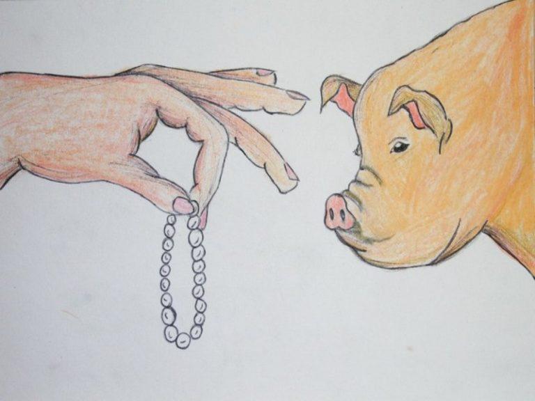 Gilets jaunes : margaritas ante porcos… [ L'Agora]