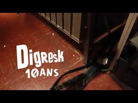 Digresk en concert le samedi 18 mai à 20h30 à Argentré du Plessis