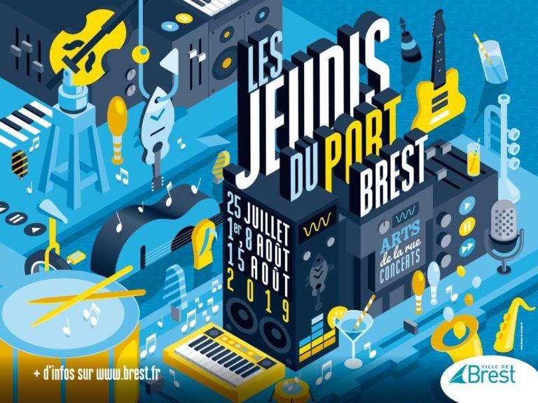 Brest. Les Jeudis du Port annoncent la couleur de l'été 2019 [Vidéos]
