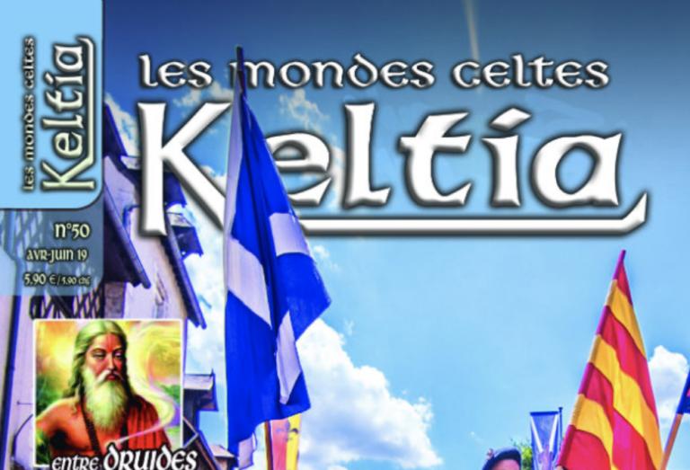 « Keltia les mondes celtes » n°50 : demandez le sommaire !