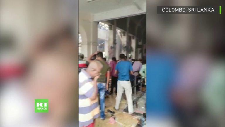 Sri Lanka : des attentats font au moins 185 morts et plus de 500 blessés dans huit explosions [Vidéo]