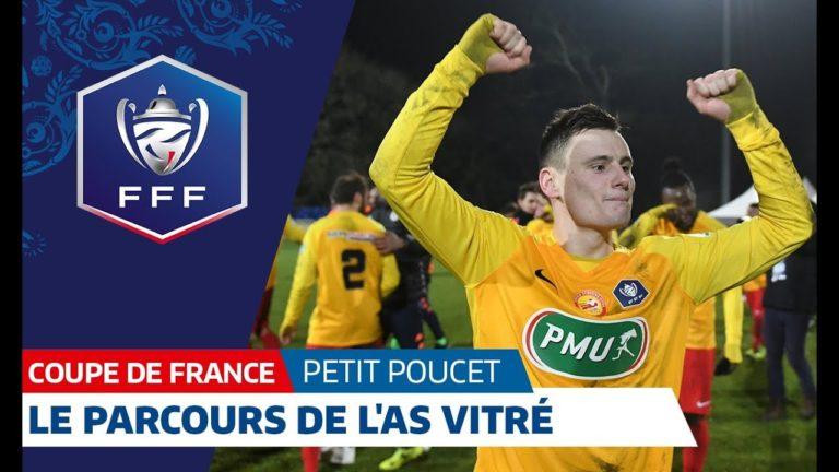 Football. Retour sur le parcours de l'AS Vitré, dernier petit poucet de la Coupe de France [Vidéo]