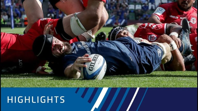 Rugby. Le Leinster et les Saracens s'affronteront en finale de la Champions cup [Vidéo]
