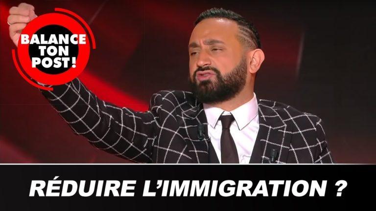 Faut-il réduire l'immigration en France ? Débat très chaud dans Balance Ton Post [Vidéo]